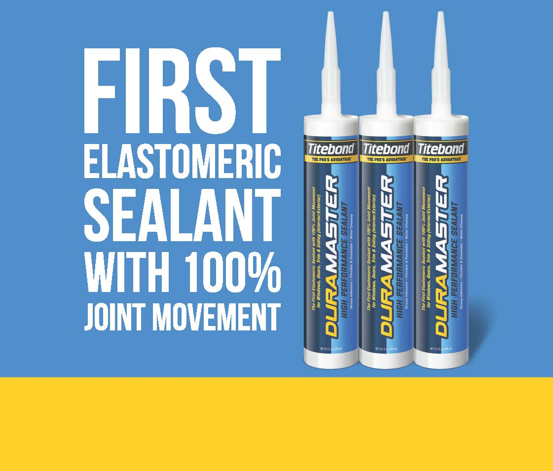 First Elastomeric Sealant with 100% Joint Movement