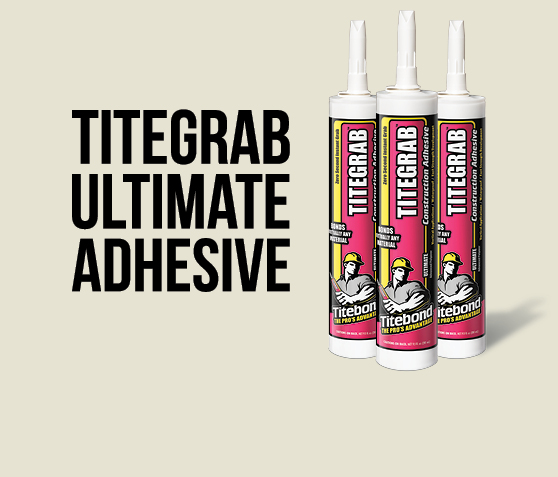 TiteGrab: Initial Grab so Powerful it Quickly Holds Heavy Items - Even on Vertical Surfaces