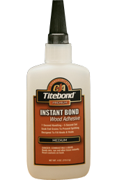 Instant Bond Wood Adhesive Medium