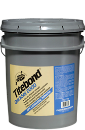 Titebond Quickset 2000 Wood Glue